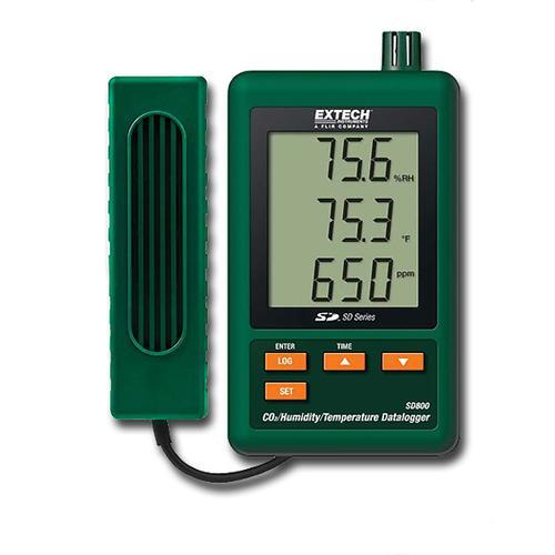 Thermometers Extech SD800